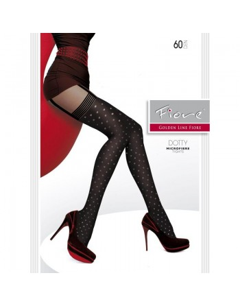 Dotty Collants 40 DEN - Noir