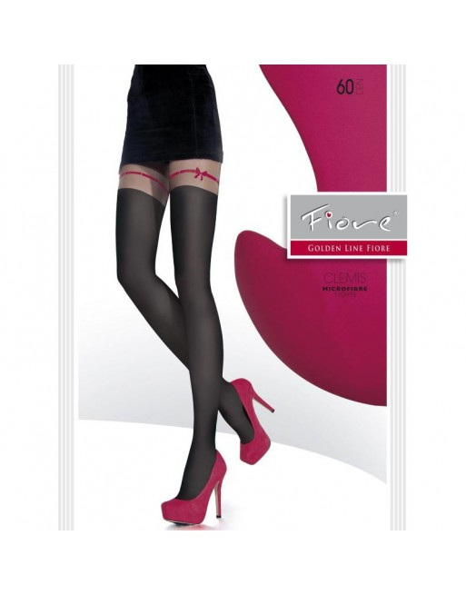 Clemis Collants 40 DEN - Noir