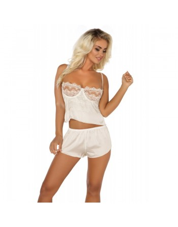 Sheryl Top  Shorty - Ivoire
