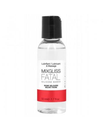 Mixgliss Silicone Fatal - Rose Velours 50 ml