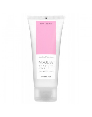 Mixgliss Eau - Sweet Bubble Gum 70 ml