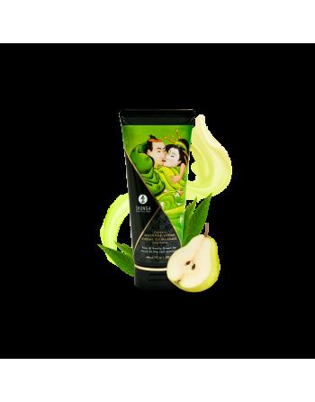 Crème de Massage délectable - Poire  Thé vert exotique