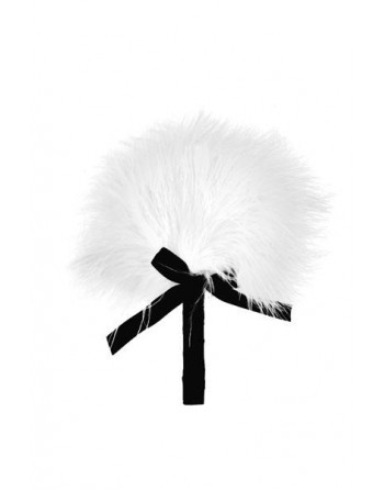Mini plumeau blanc Plaisirs...