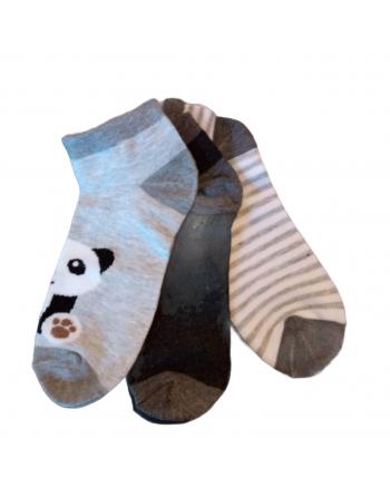 chaussette panda 3