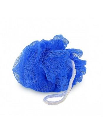 Fleurs de douche bleu