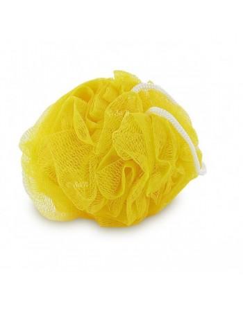 fleurs de douche jaune