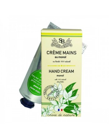 crème pour les mains Monoï