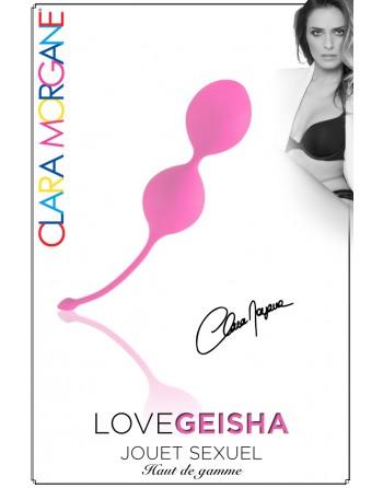 boules de geisha rose Clara...